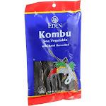 Eden Foods Kombu - Sea Vegetable - Wild Hand Harvested - 2.1 Oz - Case Of 6