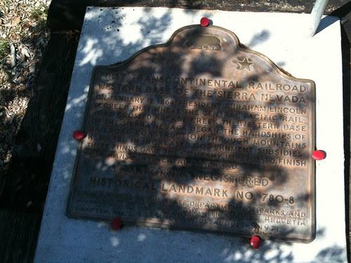California Historial Landmark #780-8