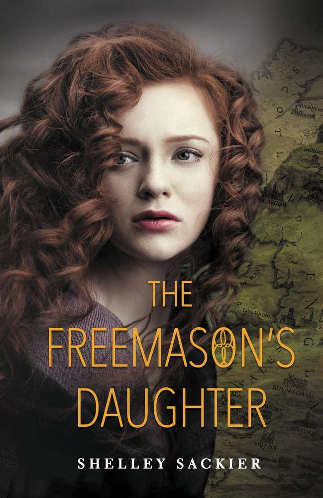 The Freemason's Daughter by Shelley Sackier - The Official Harper Winter 2017 Cover Reveal List via Epic Reads