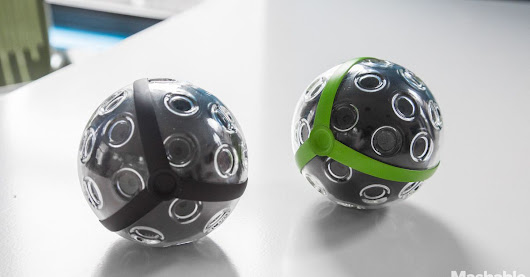 Panono Ball Camera Captures 360° Photo Spheres Instantly