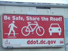 Be Safe, Share the Road