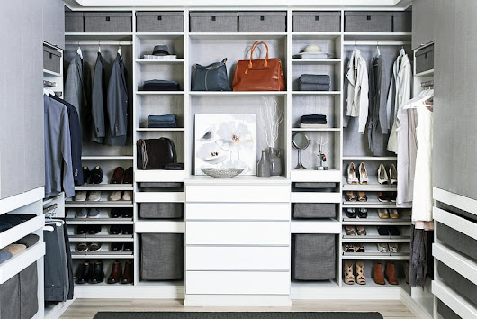 6 Winning Benefits from Organized Closets | Closet & Storage Concepts