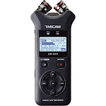 Tascam - Stereo Handheld Digital Audio Recorder and USB Audio Interface DR-07X