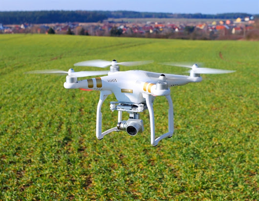 Agriculture Drones Are Exploding! > ENGINEERING.com