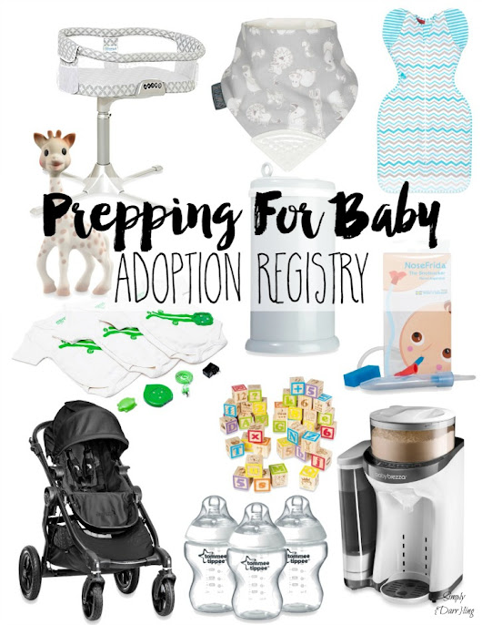 Prepping For Baby - Registering at buybuy BABY - Simply {Darr}ling