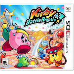 Kirby Battle Royale [3DS Game]