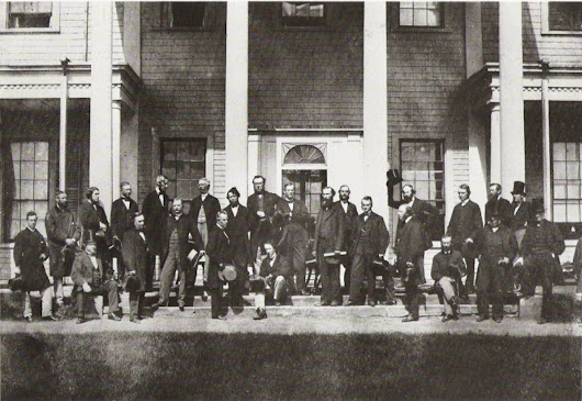 How two dozen Fathers of Confederation got the Canada deal done   Toronto Star
