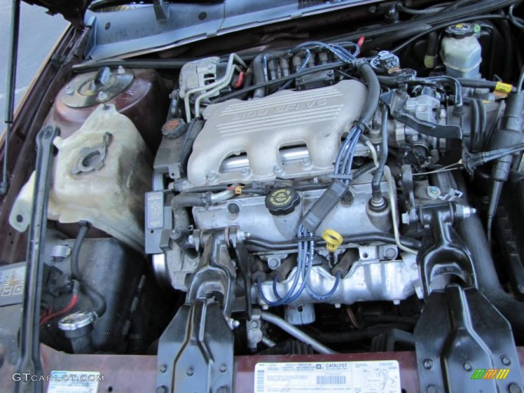 1997 3 1l Lumina Engine Diagram