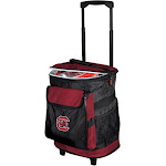 "Logo Chair South Carolina Rolling Cooler, 15"" x 16"""