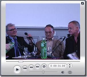 Daniel Vischer, Theo Maissen, Daniel Fueter