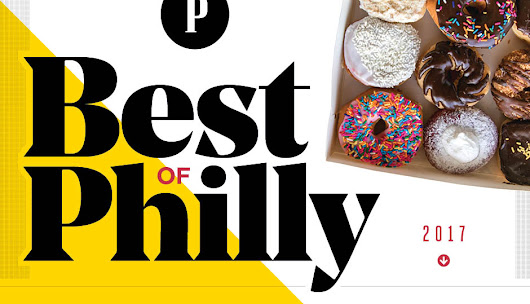 Best of Philly 2017 Is Here!