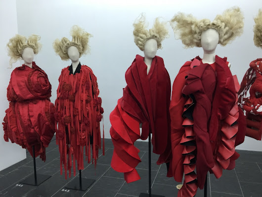 "Rei Kawakubo brings ""ma"" to the Met"