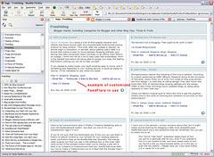 FeedFlare example (2/2)