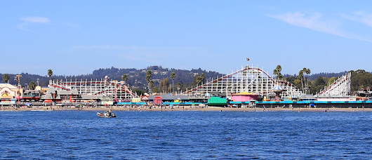 The Giant Dipper: Pacific Coast Highway's Most Famous Roller Coaster | California Through My Lens