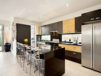 Modern Galley Kitchen Designs
