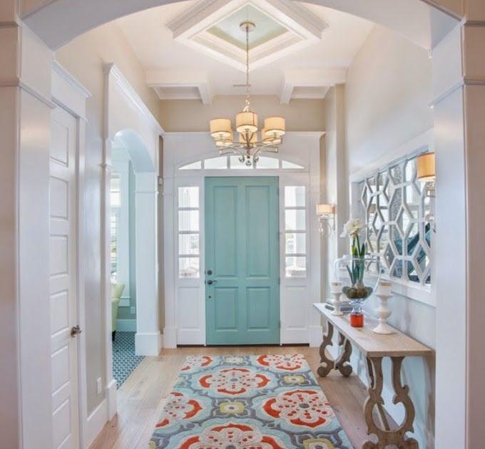 Siempre guapa con norma cano ideas para decorar el - Ideas para decorar el recibidor ...