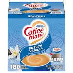 Nestlé Coffee-Mate Liquid Creamer, French Vanilla, 180-count