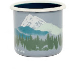 United by Blue - 12 oz Deer Enamel Steel Mug