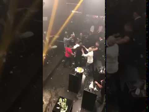 Vídeo: rebu en discoteca Mama Juana, Higüey