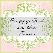 Preppy Girl on the Farm