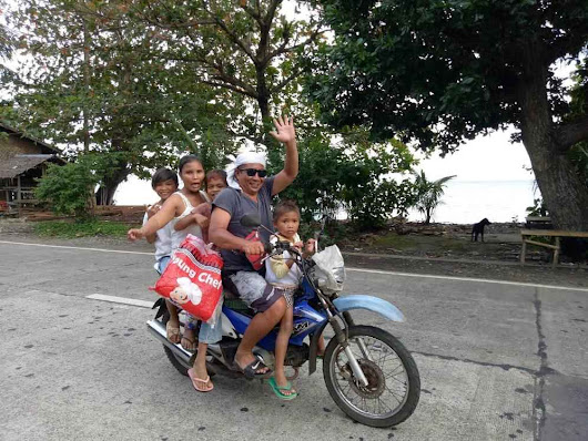 Motorbikes For Kids - And The Rest Of The Family! | The Travel Tart Blog