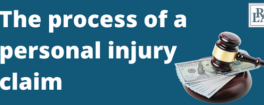 The process of a personal injury claim - Robert Louis Armstrong