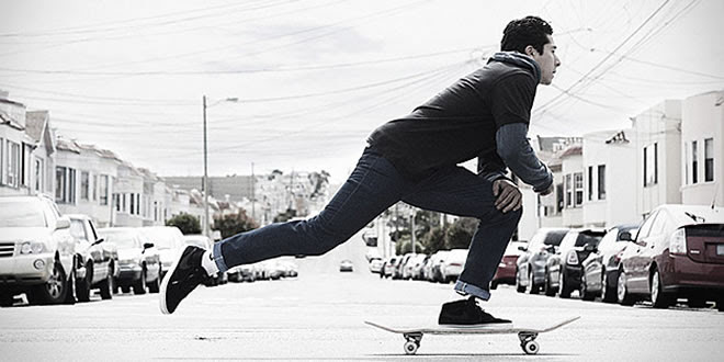 Levi's x Nike 511 Skateboarding Collection