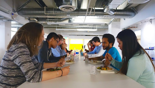 Why Free Lunch for Employees Isn't Just a Perk (and How it Will Benefit Your Company)