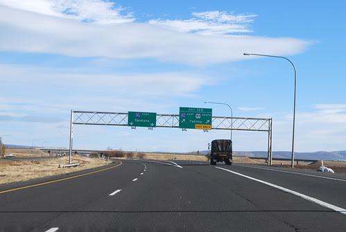 I-90 @ I-82