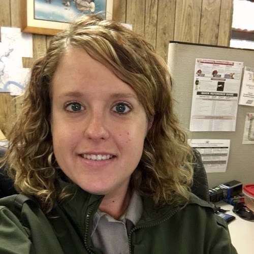 Click To Hear Ashley Webster Park Ranger With The US Army Corps Of Engineers.MP3 by 104.1 The Ranch
