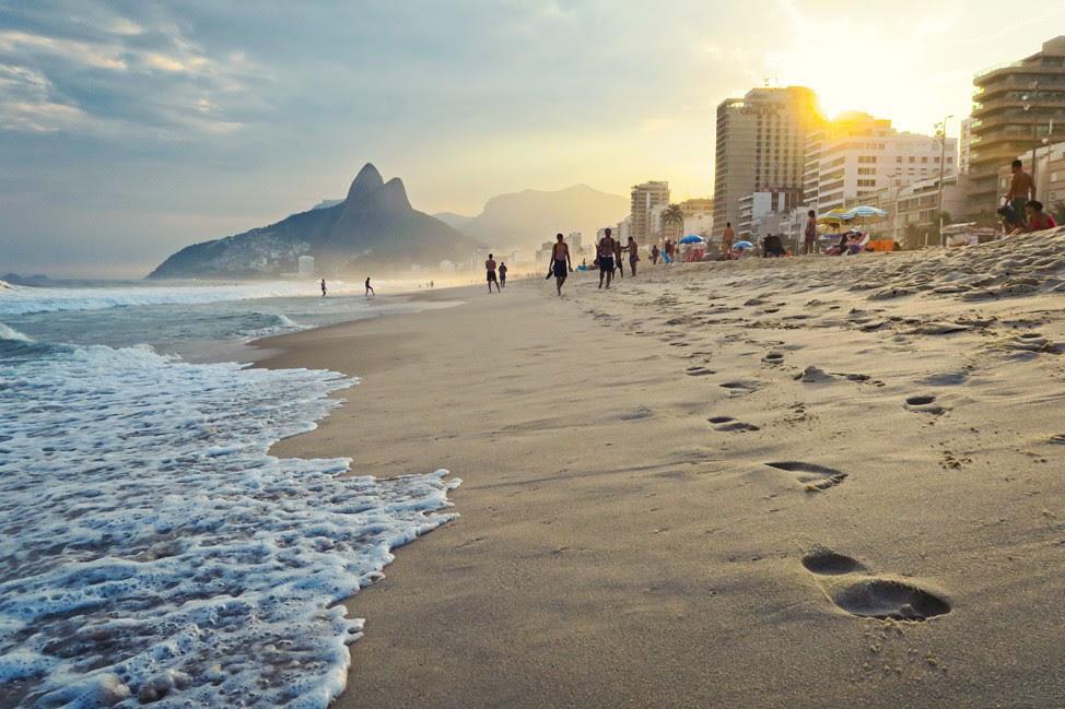 Brazilian Beach Culture