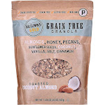 Autumn's Gold Grain-Free Granola Toasted Coconut Almond, 20 Ounce