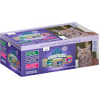 Blue Wilderness Food for Cats, Pate, 12 Count Variety Pack - 12 pack, 3 oz cans