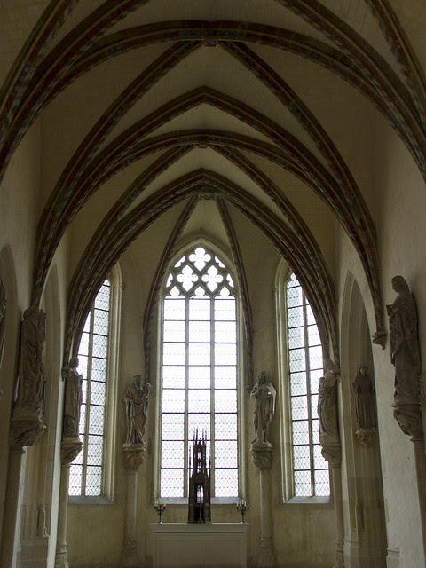 Châteaudun chapel