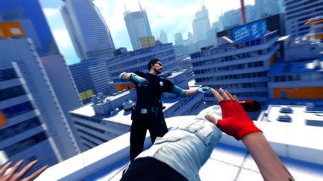 Mirror's Edge aterrizará en PlayStation Network