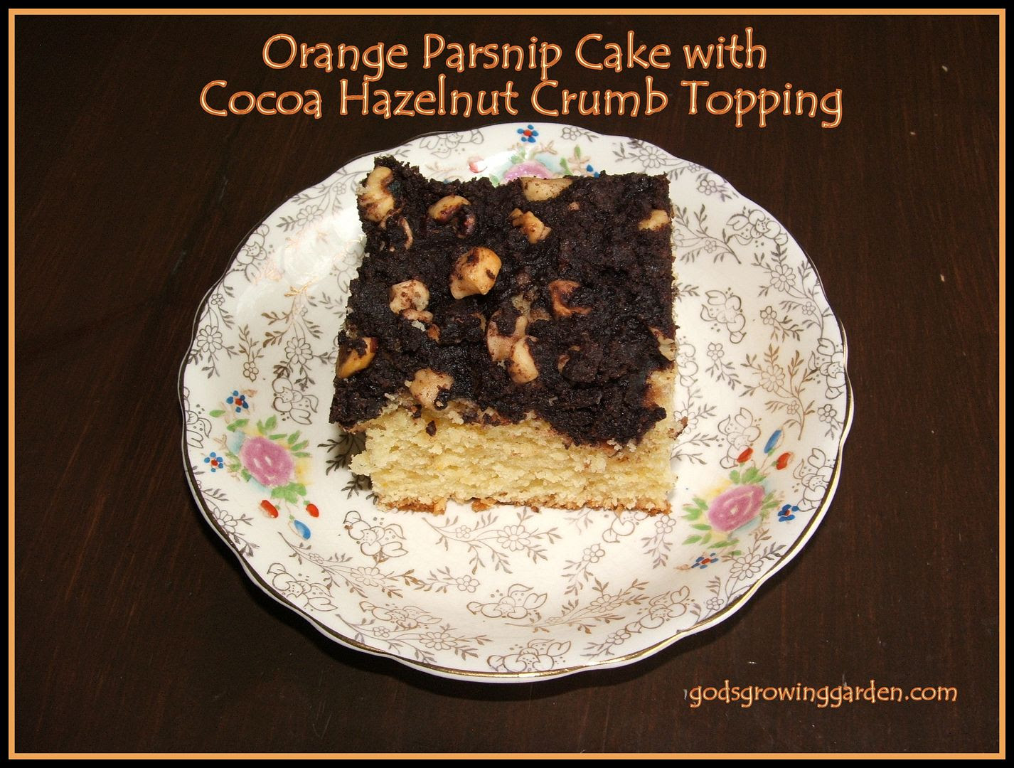Orange Parsnip Cake by Angie Ouellette-Tower for godsgrowinggarden.com photo 011_zps6be5d91e.jpg