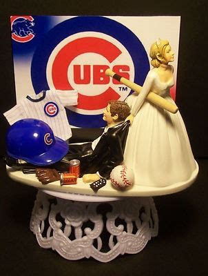 17 Best ideas about Chicago Cubs Cake on Pinterest