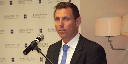 Patrick Brown is our Ex, and Ontario is Us