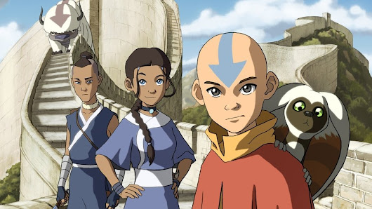 Save the World with Avatar: The Last Airbender D&D Character Sheets | Geek and Sundry