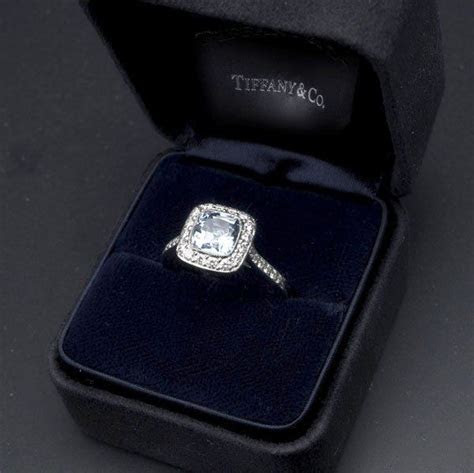 images  aquamarine engagement ring
