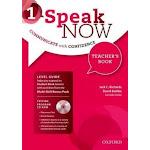 Speak Now: 1: Teacher's Book with Testing CD-ROM (Speak Now) (UK, Mixed media product)