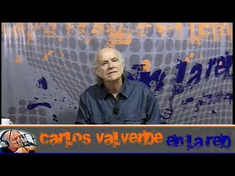 Carlos Valverde en la red: Programa del día lunes 25-11-2019
