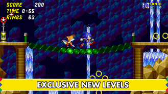 Sonic The Hedgehog 2 Lands On Android With A New Level, Playable Knuckles, Online Multiplayer, And More