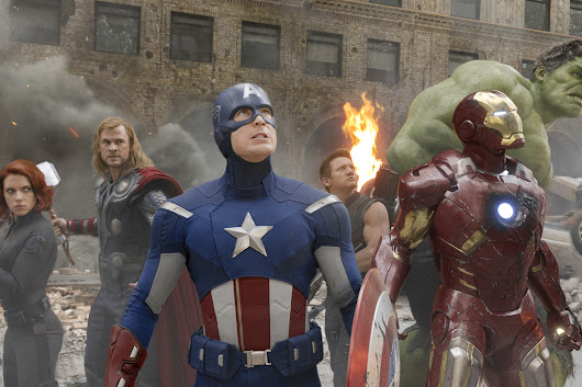 Watch the first 10 Marvel movies in just 40 GIFs