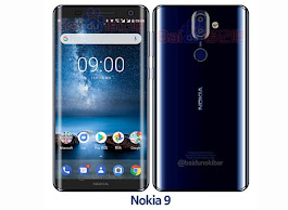 Nokia 9 Leaks in Images, Looks Impressive in Polished Blue - Getting Geek