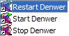 Denwer shortcuts