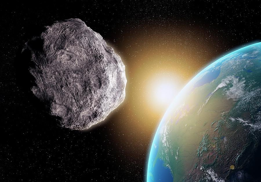 NASA scientists predict that the asteroid 2018VP1 hit the Earth on 3rs November - cover