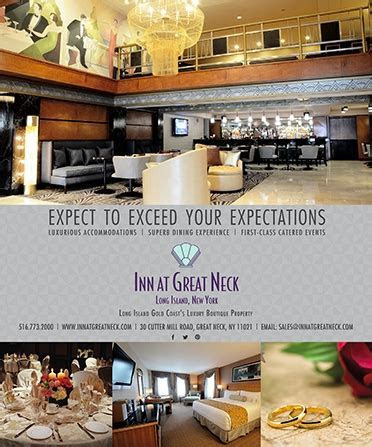 Inn at Great Neck   Long Island Wedding Guest Accommodations