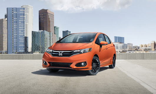 Spotlight on the Updated 2018 Honda Fit