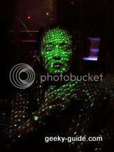 Laser Grace